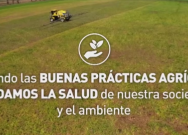 Buenas prácticas agrícolas para el cuidadode la salud de la sociedady el ambiente.